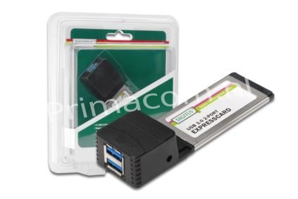 DS-31220 USB 3.0, 2-Port, ExpressCard Add-On card