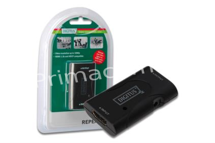 DS-55900 HDMI Repeater up to 50m HDMI 1.3b and HDCP compliant max. res. 1080i, 1080p
