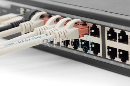 24 port gigabit desktop switch