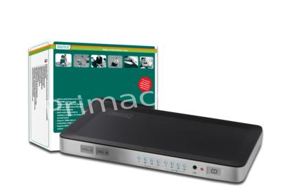 DS-48300 HDMI Video Matrix Switch 4 IN => 2 OUT HDMI 1.3b compatible max. res. 1080i and 1080p