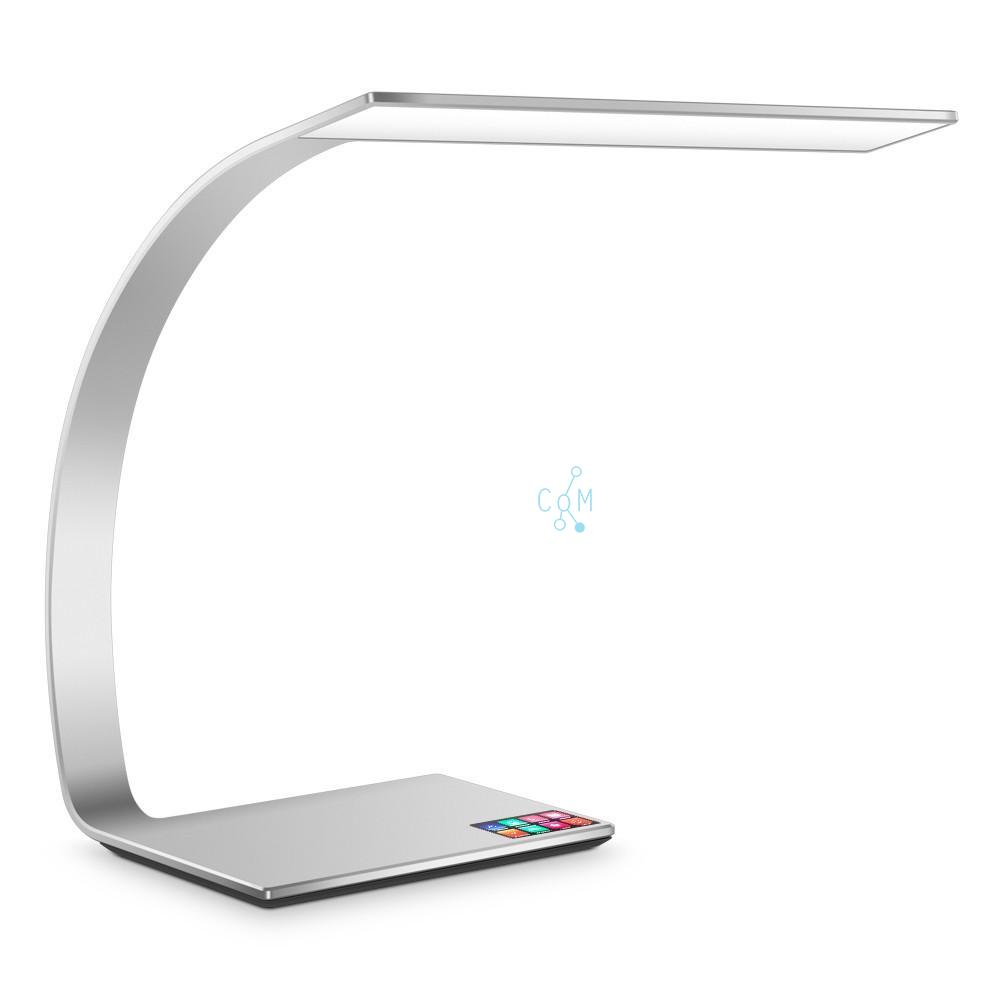 Adotled dimmable Reading Lamp Silver , 14W, Size:350x250x343mm. 2700-5700K